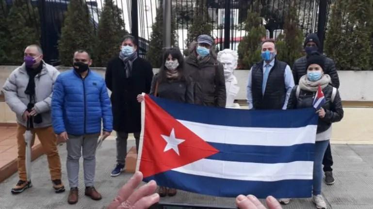 cubanos España