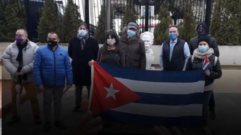 ABC: régimen comunista cubano ha infiltrado la izquierda española