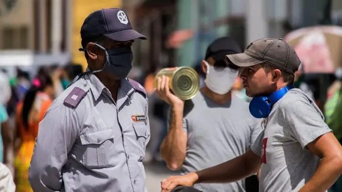 El régimen dejó a los jóvenes sin dinero y sin esperanzas durante la pandemia