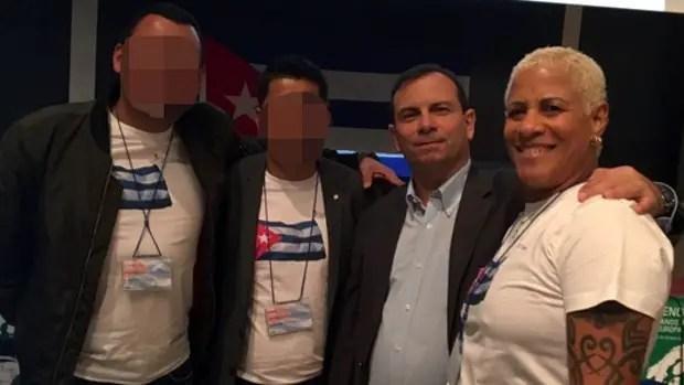 asociaciones cubanas dinero España