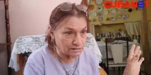 Anciana cubana: ¿Hay que esperar a que nos mate el derrumbe?