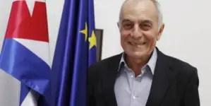 """UE mantiene a embajador en Cuba: """"Ha ofrecido sus más profundas disculpas"""""""