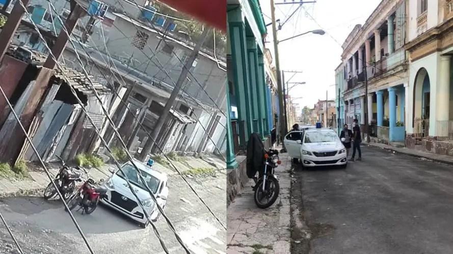 Operativos policiales, La habana, Cuba