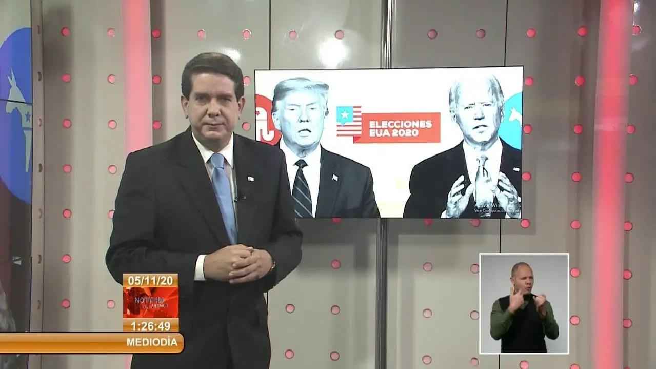 Cuba-EE.UU., elecciones en Estados Unidos