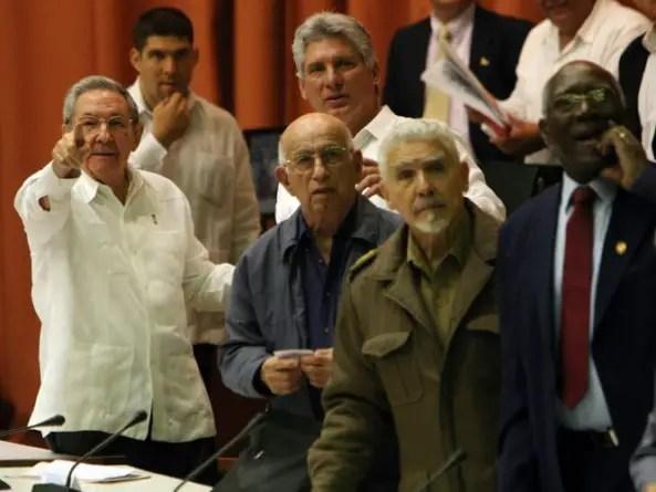 Ya están los delegados al 8vo Congreso del Partido Comunista de Cuba