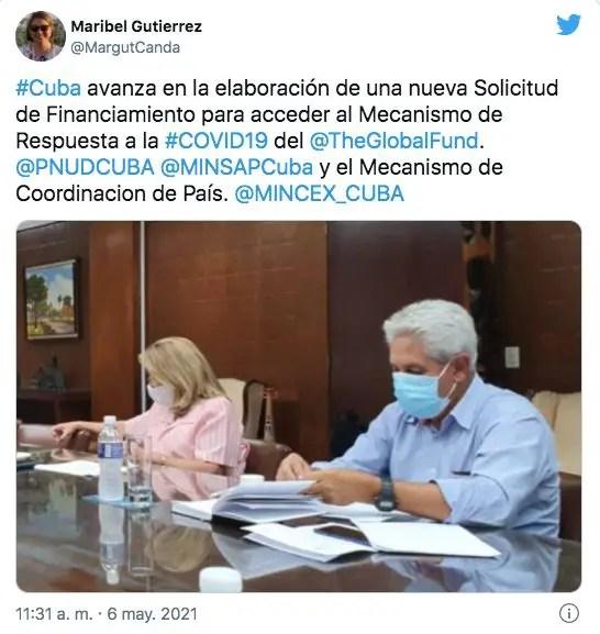 Fondo Mundial Cuba