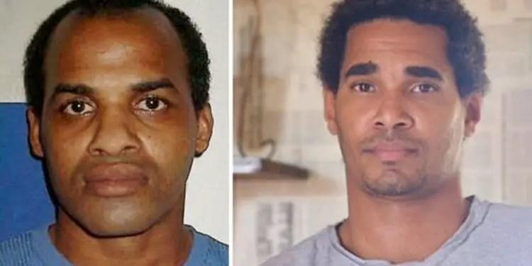 Orlando Zapata Tamayo y Luis Manuel Otero Alcántara Cuba