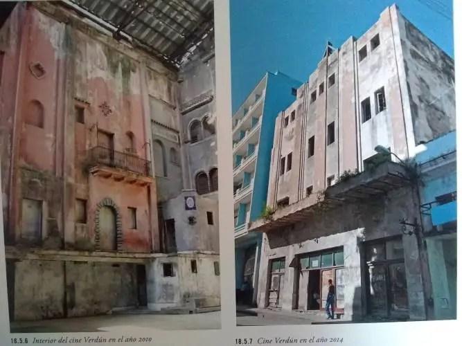 Cines, La Habana