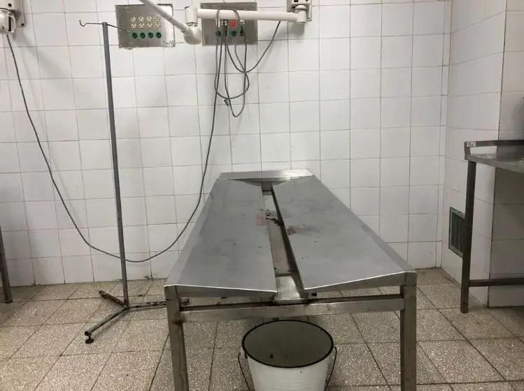 Cuba salud hospital Calixto García