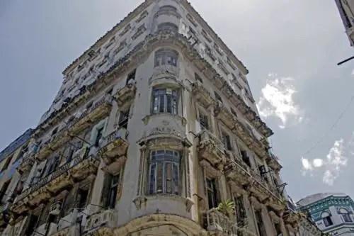 Antiguo hotel Astor 2. Foto P. Chang