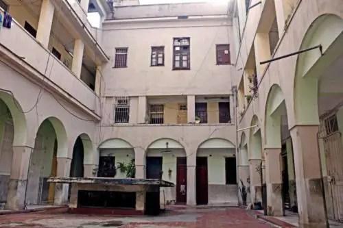 El Palacio de las Ursulinas será cuartería hasta que algún empresario decida adquirir el edificio. Foto P. Chang