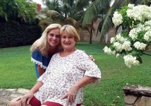 Madre y abuela materna de dos de los nietos de Raúl Castro