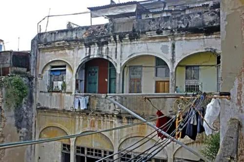 Palacio de las Ursulinas, interior. Foto P. Chang