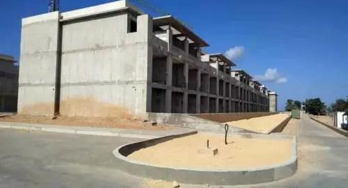 Viales interiores hotel Melia Trinidad. Foto AEI Trinidad