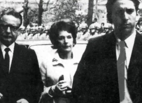 Max Marambio, entrenado en Cuba, lleg├│ a ser jefe de la escolta de Allende. Foto tomada de internet