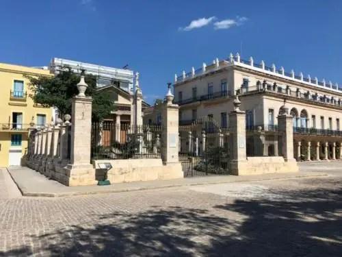 Vista de El Templete tras la última restauración, concluida en 2019. Foto del autor