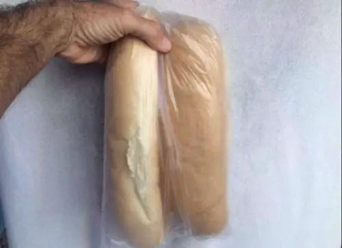 Pan de corteza dura. Foto del autor