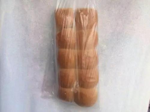 Pan de corteza suave. Foto del autor