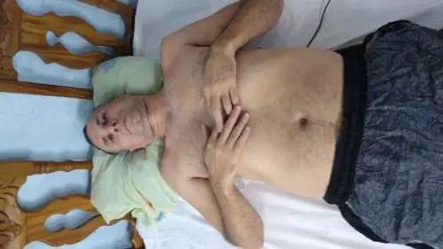 José Daniel Ferrer, 16 días en huelga de hambre. Foto redes