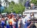 Castro Patria y Vida cubanos