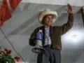 Pedro Castillo, Perú