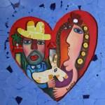 Love Present / Regalo Con Amor by Jose Fuster