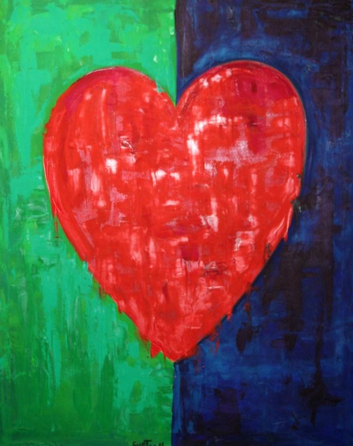 The Heart / El Corazon by Jose Fuster