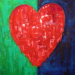 The Heart / El Corazon by Jose Fuster
