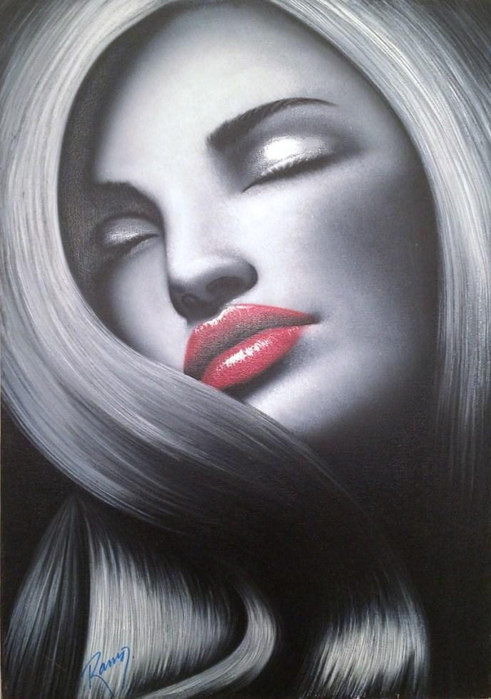 Dream Girl / Chica de Sverta by Rosell