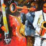 Cubano Band / Banda Cubana by Marietta
