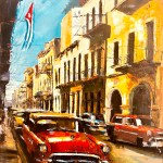 Classic Cars / Automoviles by Maikel