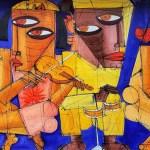 Music on Repeat / Musica en repeticion by Avila