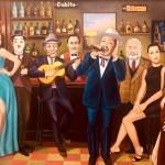 The Lounge / El Salon by Garcia