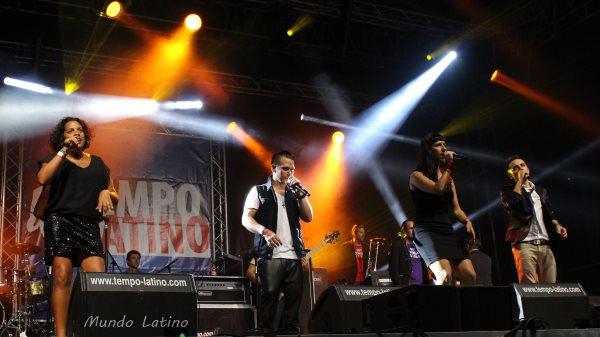 Tempo Latino En Dix Photos