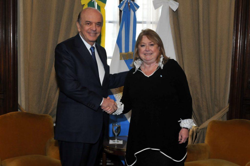 L'Argentine Susana Malcorra Brigue Le Secrétariat Général De L'ONU