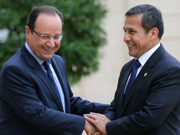 François Hollande En Amérique Du Sud