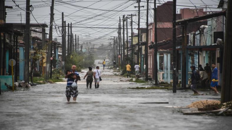 Cuba : l'île doit se reconstruire après l'ouragan Irma