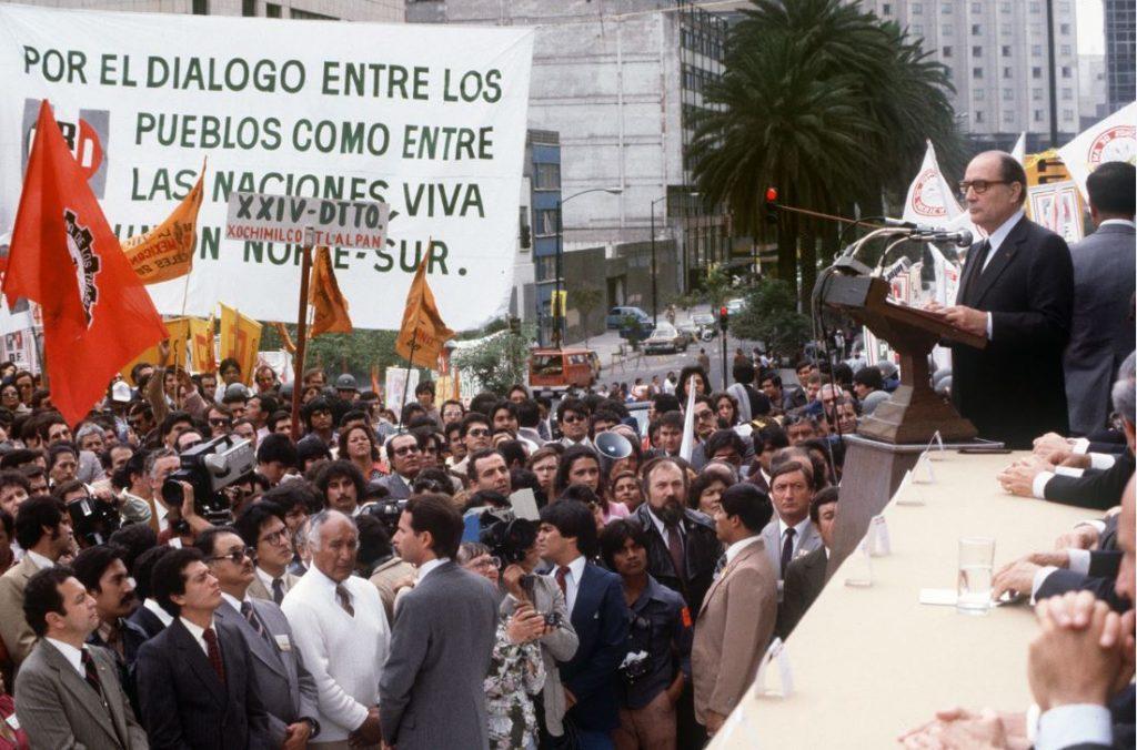 François Mitterrand Et L'Amérique Latine