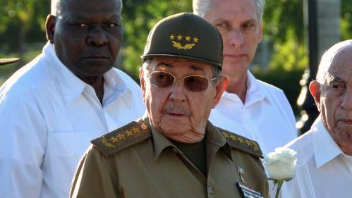 Raul Castro Cédera La Présidence De Cuba En Avril
