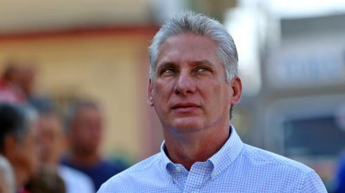 """Cuba : """"Miguel Diaz-Canel n'est qu'une marionnette entre les mains du clan Castro"""", selon un opposant"""