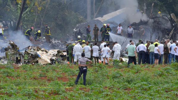 Cuba: le crash d'avion qui a fait 112morts en mai a été causé par une erreur humaine