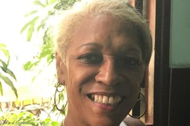 Lourdes, enseignante à Cuba.