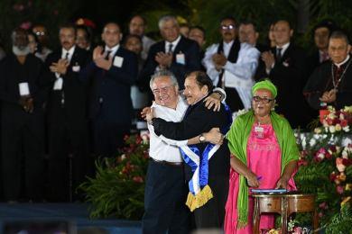 Nicaragua Daniel Ortega Parlamento Gustavo Porras EEUU