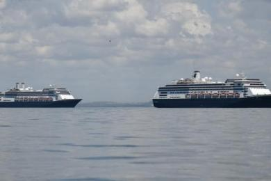 """""""Nous sommes totalement confinés"""" : les paquebots de croisière Zaandam et Rotterdam errent depuis 15jours en mer à cause du coronavirus"""