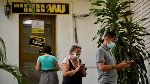 À Cuba, fini les transferts d'argent par Western Union