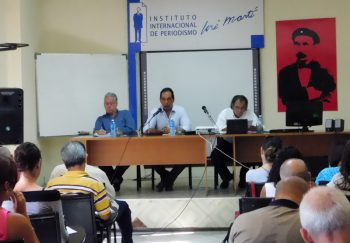panel Cuba-EUA