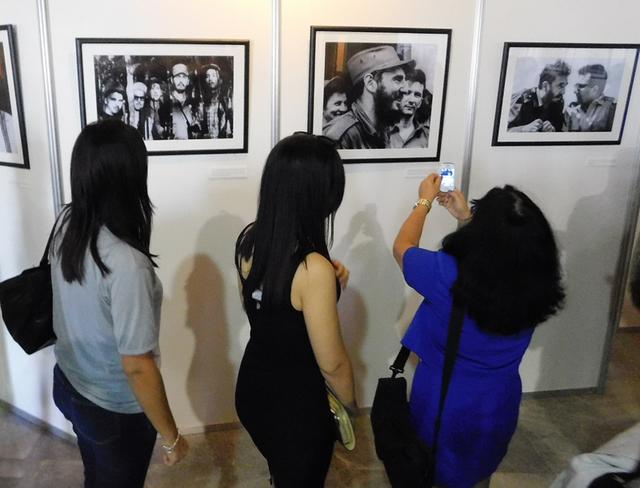 Exposición fotográfica dedicada a la vida y obra de Hart (Foto: YAG)
