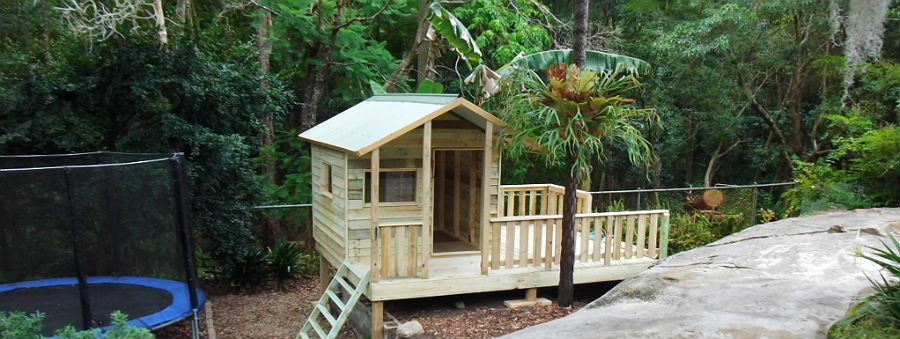 cubbies and cabins cheap custom cubby houses sydney