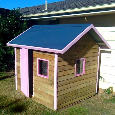 Pink Cubby House Penrith