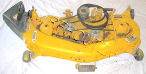 Cub Cadet Used Parts  Product Display